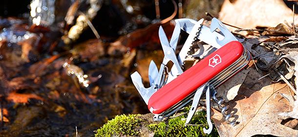 Tout savoir sur le couteau suisse
