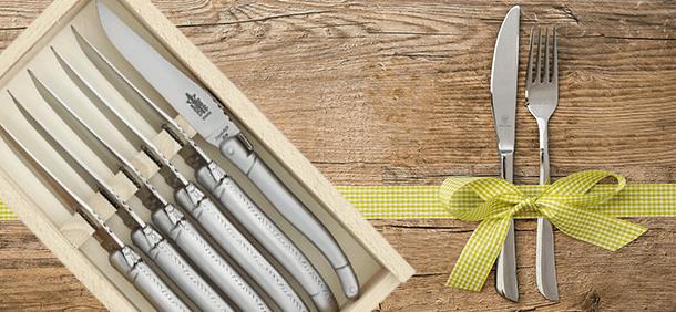 Comment choisir ses couteaux de table ?